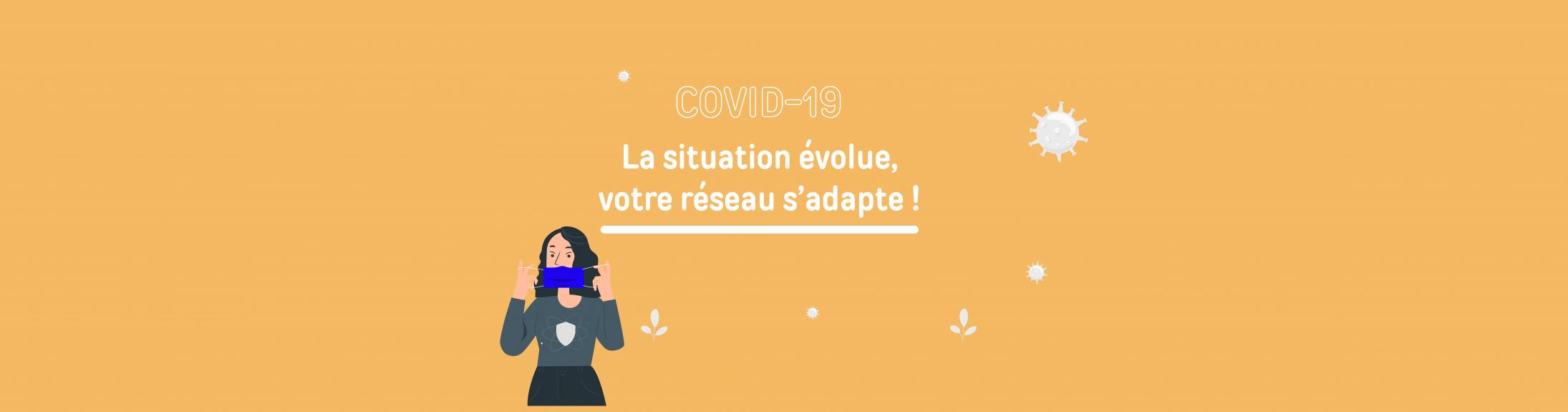 Covid-19 nouvelles mesures