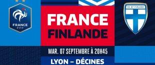 Desserte France-Finlande